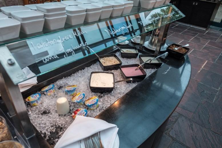 Lindner Hotel & Spa Binshof - Frühstück