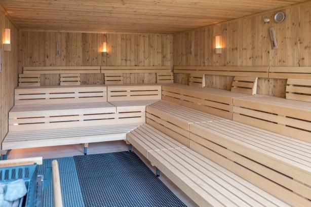 Binshof Spa - Panorama Sauna