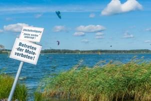 Usedom - Achterwasser Ückeritz