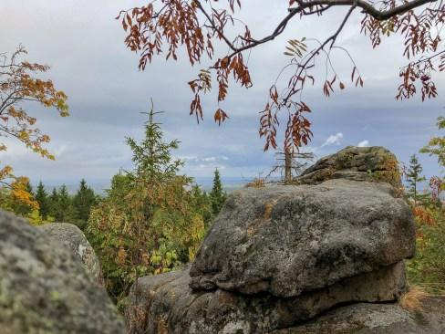 Wanderung Brocken - Hermannsklippe