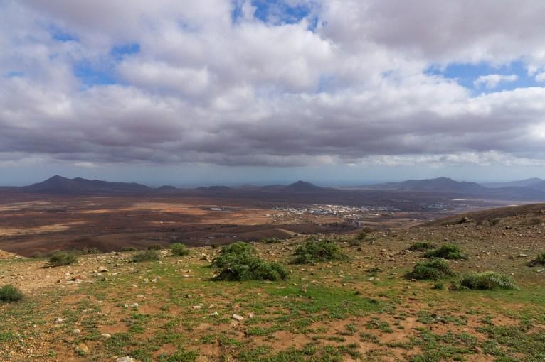Wanderung Fuerteventura - Von Betancuria zum Morro Velosa - Senke