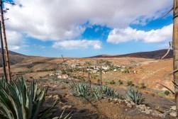 Wanderung Fuerteventura - Von Betancuria zum Morro Velosa - Blick auf Betancuria