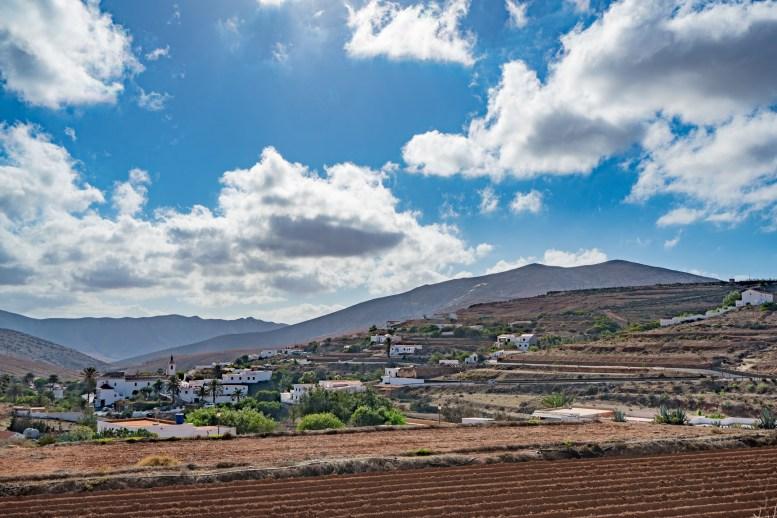 Wanderung Fuerteventura - Von Betancuria zum Morro Velosa - Betancuria