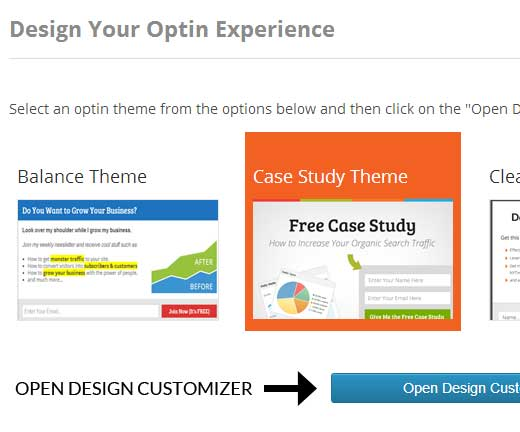 OptinMonster Lightbox Themes