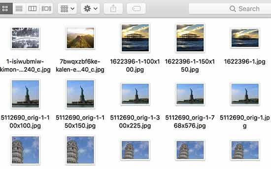 Image sizes in WordPress