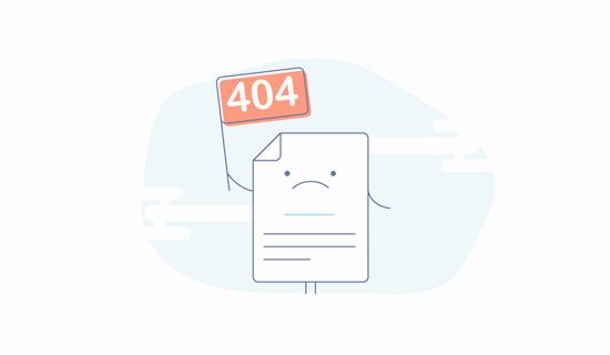 Fix 404 errors