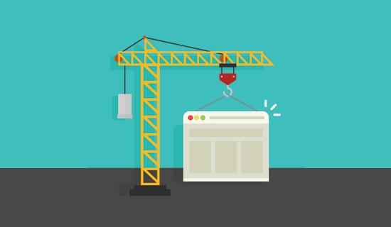 Apa yang Anda butuhkan untuk membangun situs web?