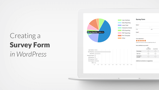 Survey Plugin for WordPress