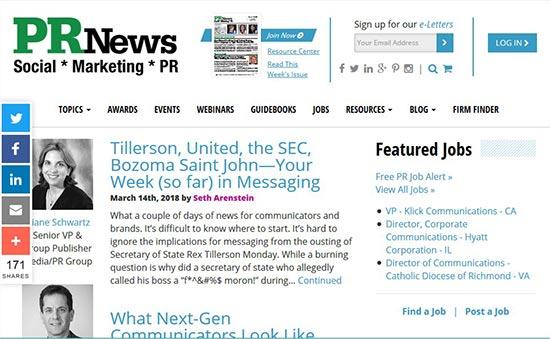 News Blogs