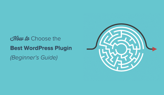 Choose the Best WordPress Plugin