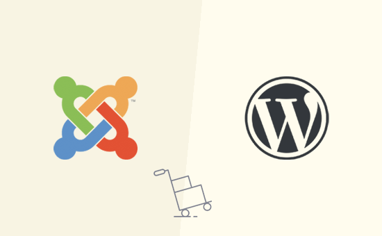 Moving your website from Joomla to WordPress