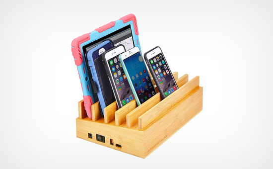 Avantree Bamboo Mobile Docking Station