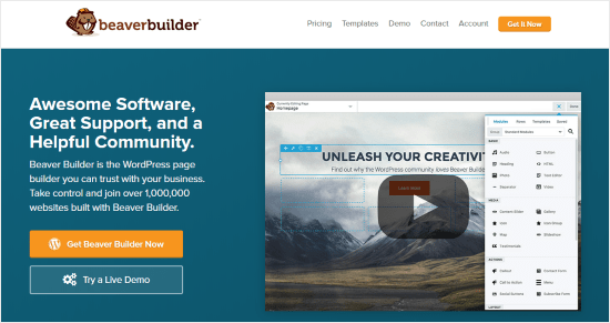 Complemento Beaver Builder