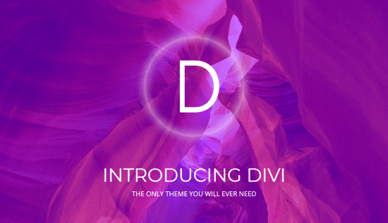 Divi WordPress тема
