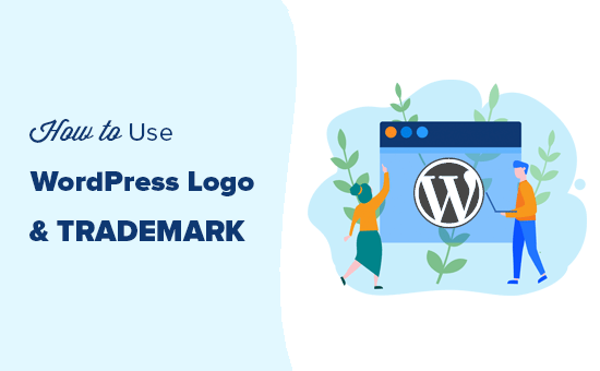 How to use WordPress logo and trademark
