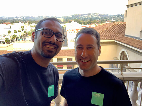 Josh Kohlbach and Syed Balkhi - Rymera Web