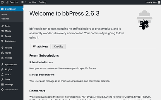 Welcome to bbPress