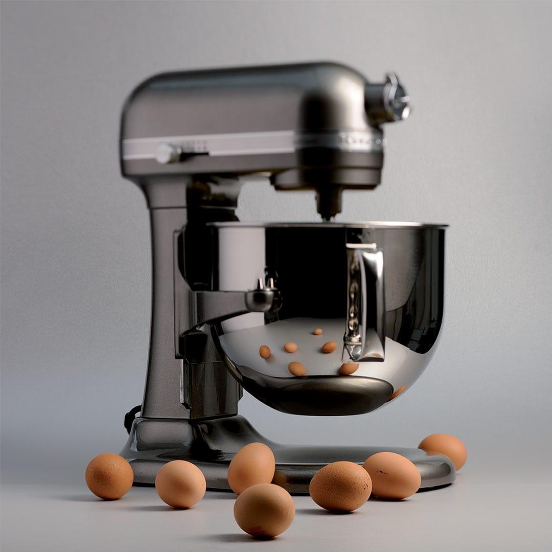 69 L ARTISAN Stand Mixer 5KSM7580X KitchenAid UK