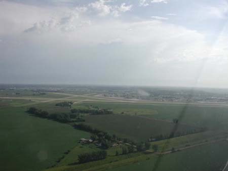 Runway 13, Sioux Falls (IA)