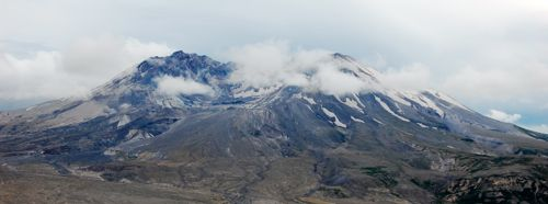 You don't mess with Mt. St. Helens.