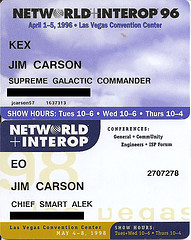 Supreme Galactic Commander 1 - Networld Interop 0
