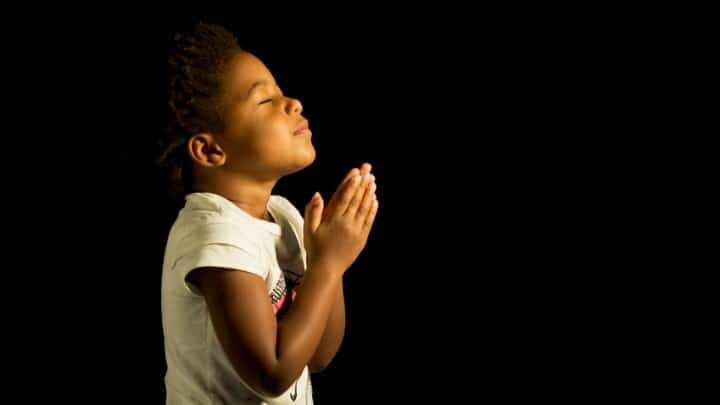 Toddler Trusting God Sunday School Lesson