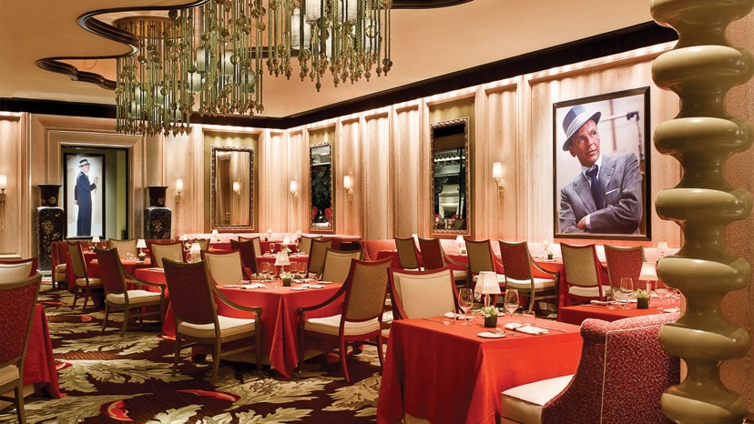 Vegas Steakhouse Las Restaurant Sw