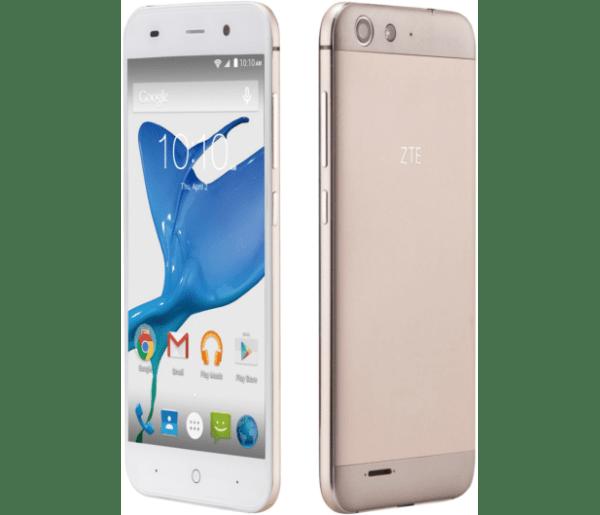 ZTE Blade V6 LTE Dual SIM Gold Smartfony i telefony