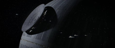 De nieuwe Death Star in Star Wars Rogue One