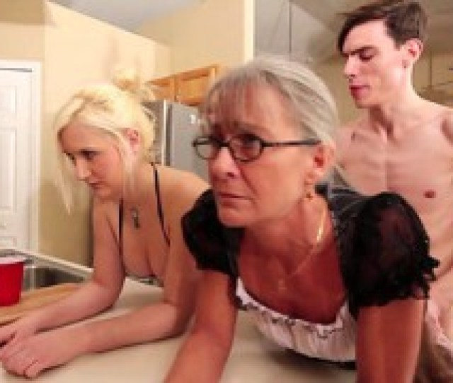 Mother And Daughter Fucked Side By Side