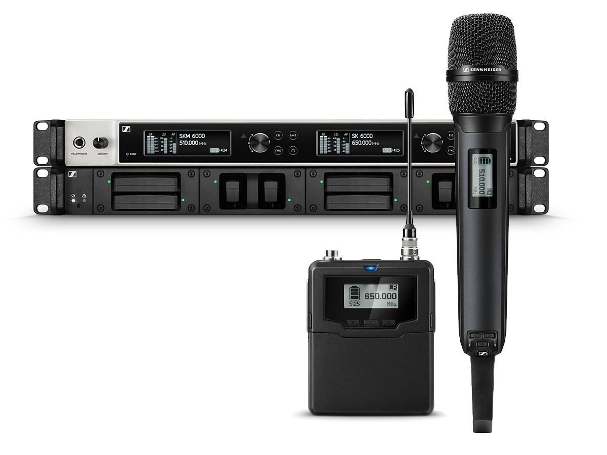 sennheiser announces new digital 6000