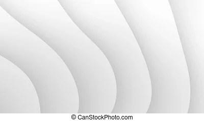 white cube hintergrund 4k 100 schleife