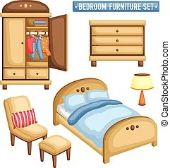 Bedroom Things Clipart Home Design Ideas