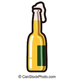 Download Like/thumbs up symbol icon with beer bottle. Like icon ...