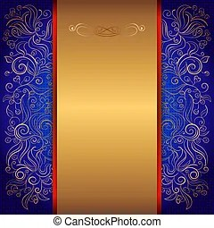 dark blue background for invitation