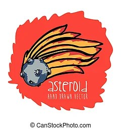 Asteroid Illustrations and Clipart. 2,694 Asteroid royalty ...