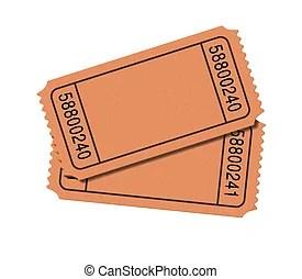 Ticket Stub Stock Illustration Images 1 132 Ticket Stub