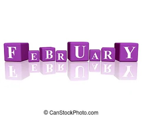 Image result for february purple