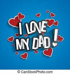 Download Love my dad Illustrations and Clip Art. 271 Love my dad ...