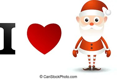 Download I love christmas pattern . Winter red and green vector ...
