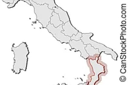 calabria location on the italy map calabria italy » Another Maps ...