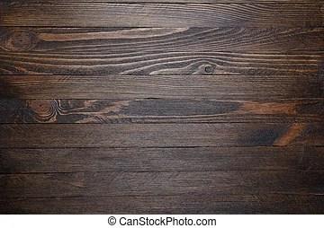 plan table verte vue sommet bois