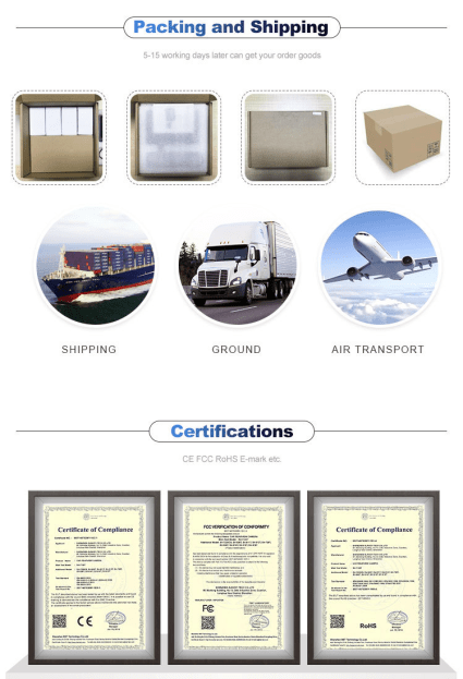 , Quality equipment and tools