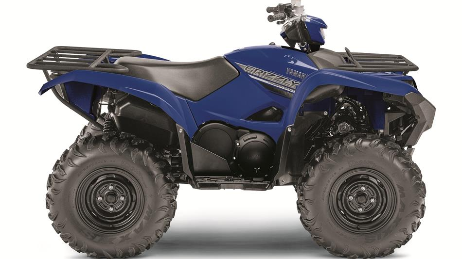 Yamaha Grizzly 700 Review – Vehicle Reviews