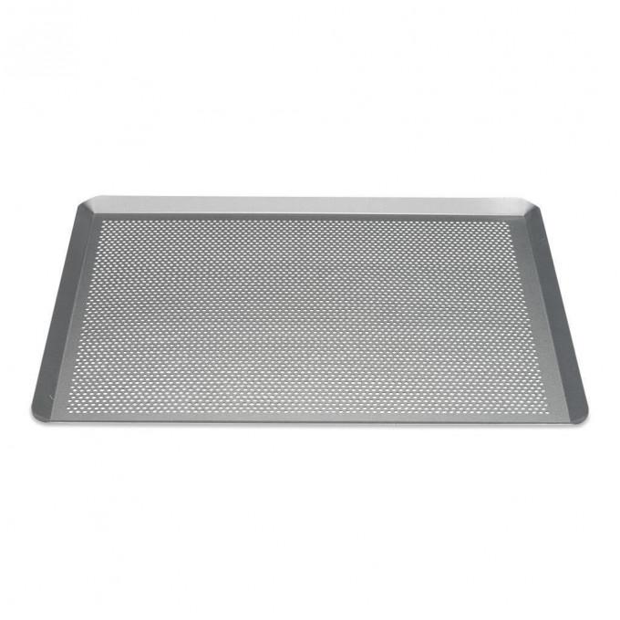 plaque a patisserie perforee aluminium