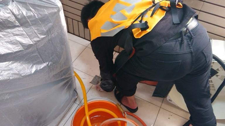 滾筒洗衣機環境整理