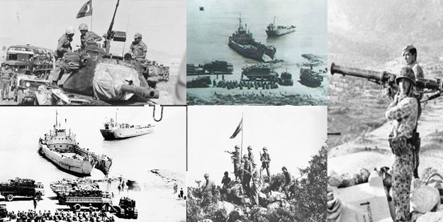 Kıbrıs Barış Harekatı nedir? Neden ve ne zaman yapıldı? Ayşe tatile çıksın parolası nedir?