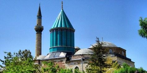 Mevlana Celaleddin-i Rumi hazretleri