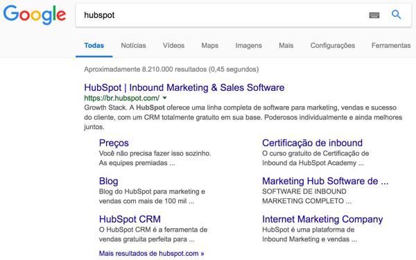 Google Chrome - hreflang example: pt_BR