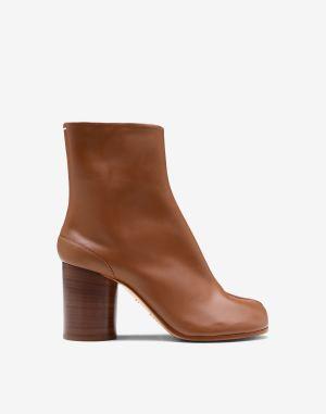 Maison Margiela Tabi Boots & Ankle Boots Tan